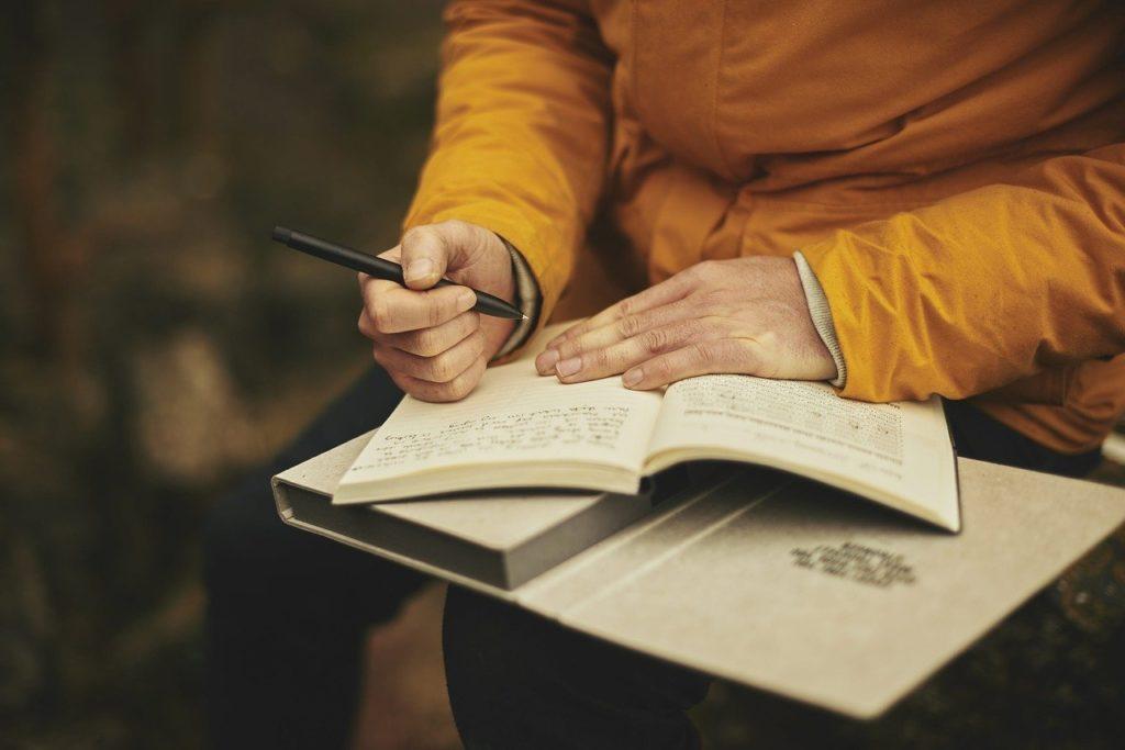 l'écriture pour lutter contre les ruminations
