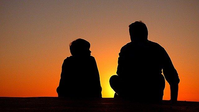 père et fils écoute empathique cessez d'être gentil soyez vrai