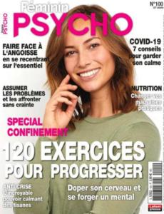 magazine féminin psycho