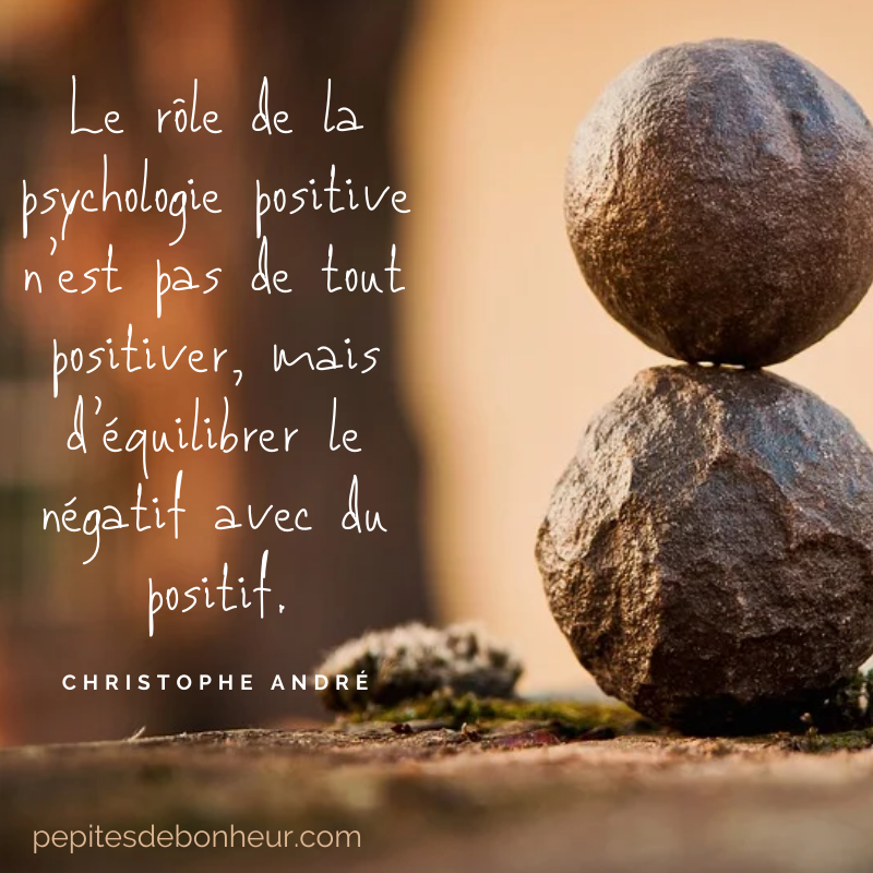 positiver pendant le confinement